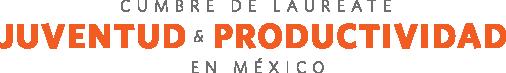 Cumbre de Laureate Juventud y Productividad en México logo